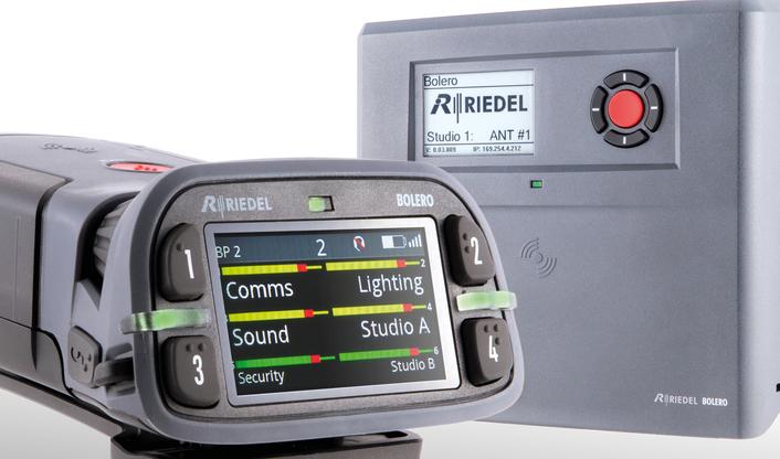 Bolero Standalone Wireless Intercom System
