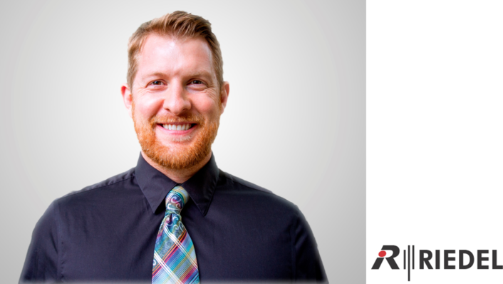 Riedel North America Appoints David McKenzie as Manager of Service and Support