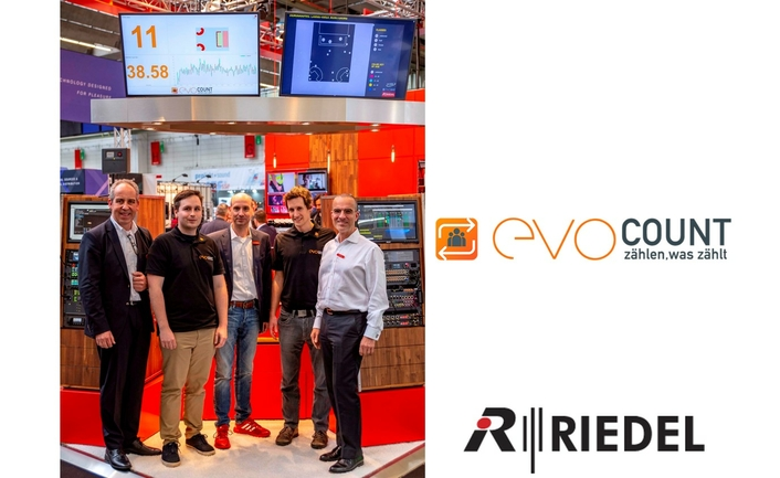 Riedel Strengthens Event Technology Portfolio With Investment in EvoCount