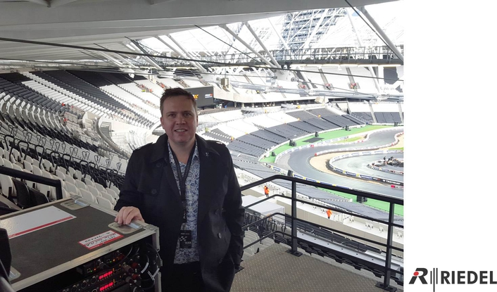Riedel Communications Expands U.K. Sales Team