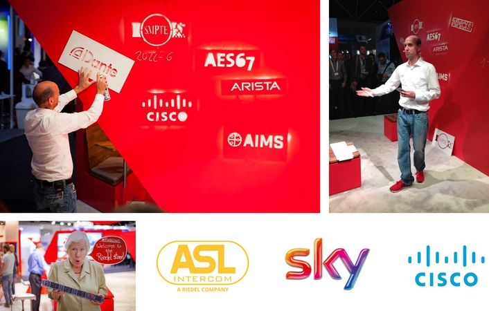 Riedel reveals two acquisitions, highlights partnership with Sky and  Cisco at IBC2016