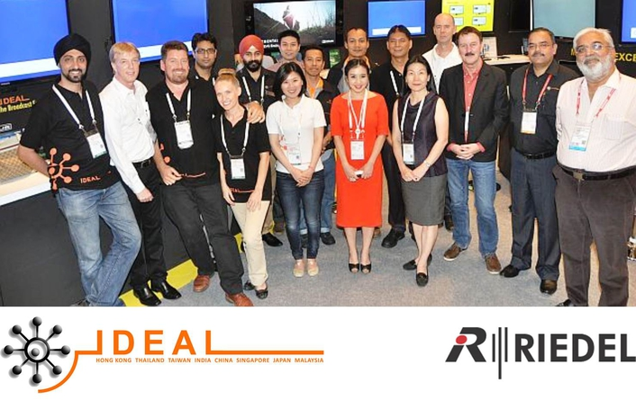 Riedel and Ideal Group Expand Partnership, Inking Agreement for Hong Kong, Macau, and Taiwan