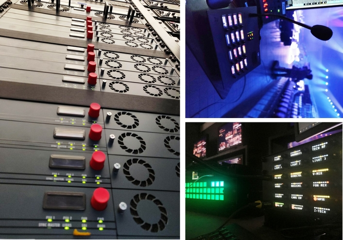 Fjord Film has chosen Riedel's MediorNet and Artist for its all-new OB van.