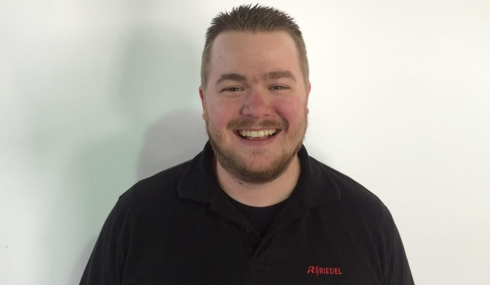 Riedel's Jeremy Lommori Appointed to Lead Expanding North American Technical Sales and Support Team