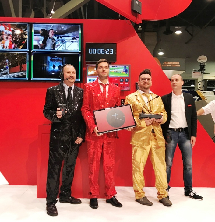 Riedel New Products at NAB 2017