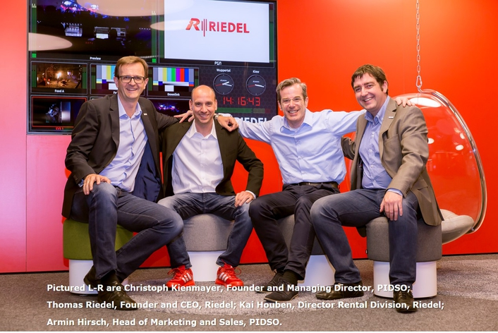 Riedel and PIDSO Forge Partnership