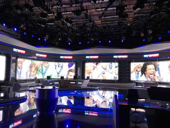 Riedel's MediorNet to Power Decentralized Routing Infrastructure for the Sky Sport HQ, Sky Germany's All-New Sports Production Facility