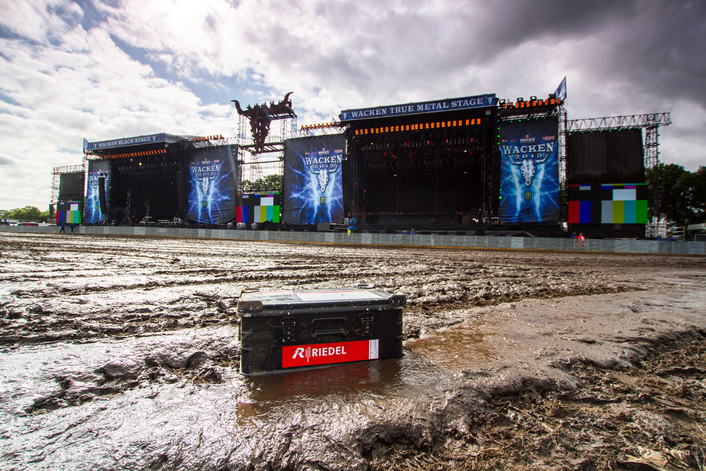 Riedel Supplies Communications Solution for Wacken Open Air Festival, the World's Largest Heavy Metal Event