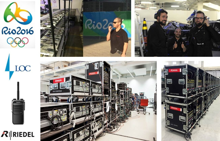 Inside Riedel Communications' Massive Presence in Rio