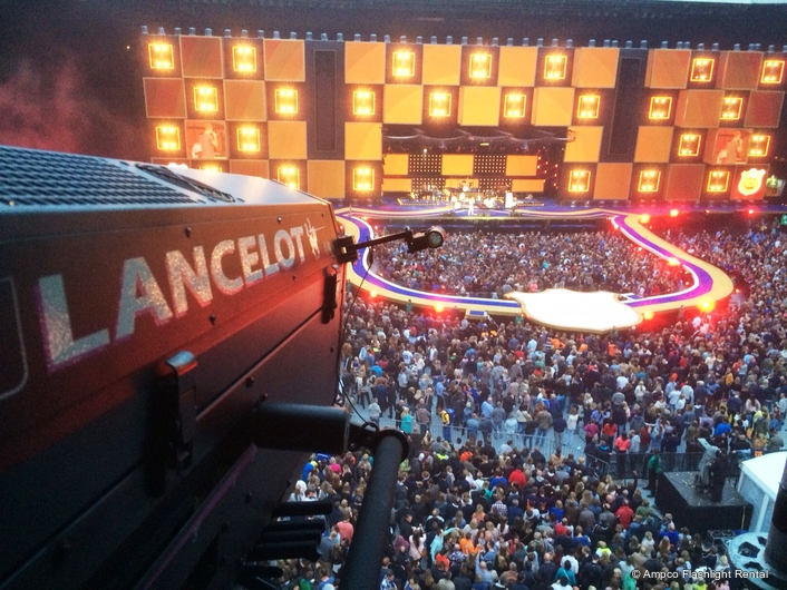 Ampco Flashlight is known as a full service rental company for theatre, broadcast, live events and concerts
