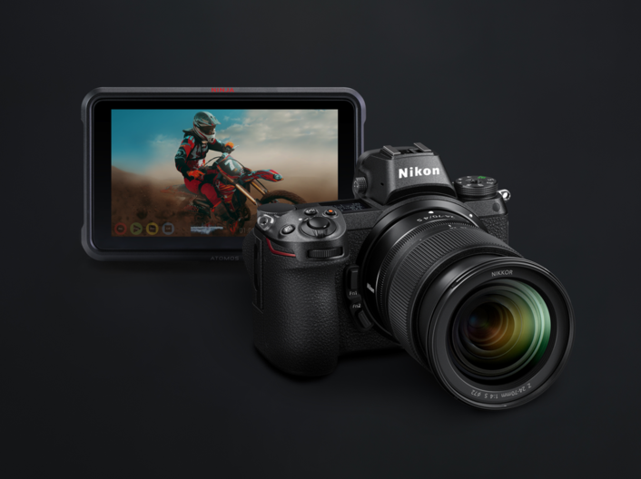 IBC 2018: Atomos Ninja V ready to ship, innovative new AtomX Sync and AtomX Ethernet/NDI modules announced