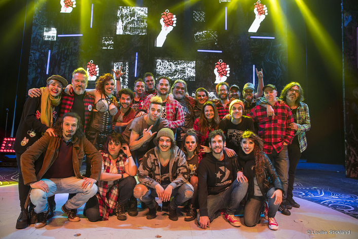 American Idiot in Buenos Aires