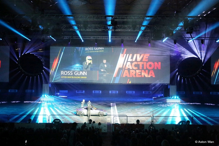 Robe Finds the Need for Speed at The Autosport International Racing Car Show 2018