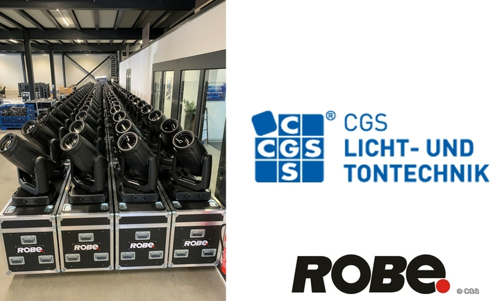 Robe FORTE now available at CGS DRY HIRE