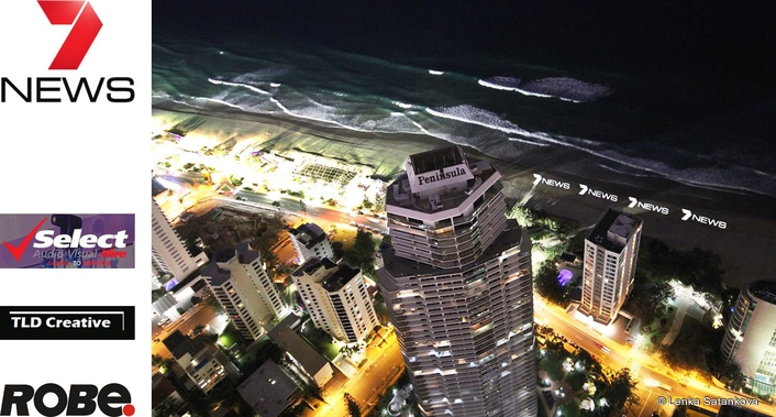 BMFLs Project 300 Metres for  7 Gold Coast News Launch