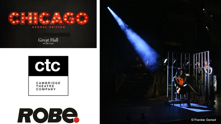 Chicago at The Leys Great Hall