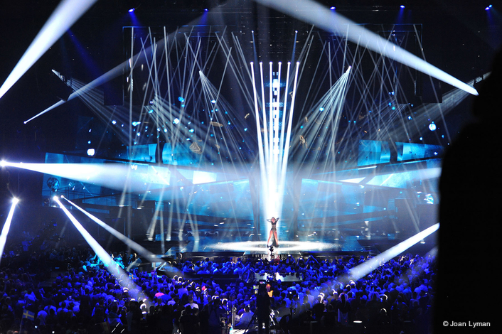 Robe BMFLs are a Key to Eurovision 2016