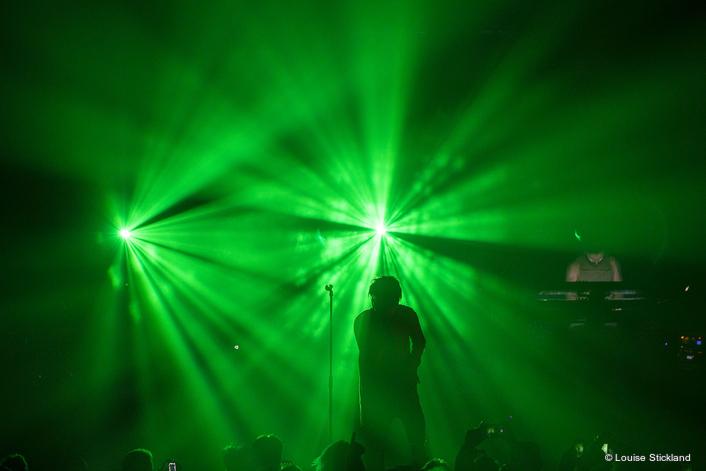 Lighting Gets Savage for Gary Numan Tour