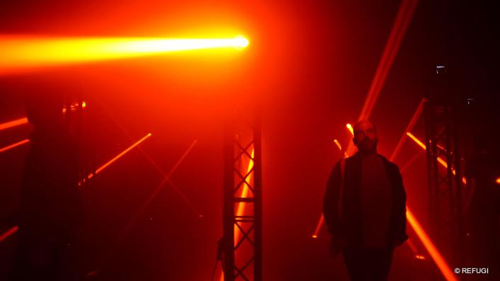 Robe Makes Hyperjump at MIRA Festival