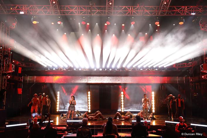 Full Drama for Idols South Africa
