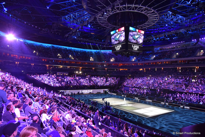 It's a Love Thing for Robe at Laver Cup Tennis