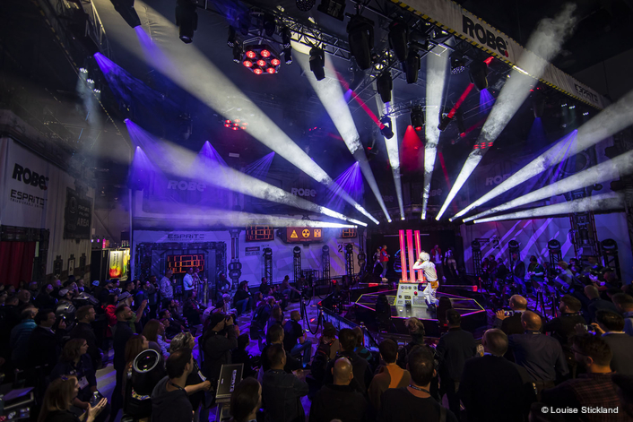 Robe Returns to the Future Again at LDI
