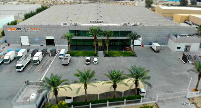 MediaPro Middle East Makes  Massive Robe Investment