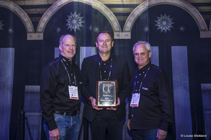 Robe Enjoys Busy Award Winning LDI