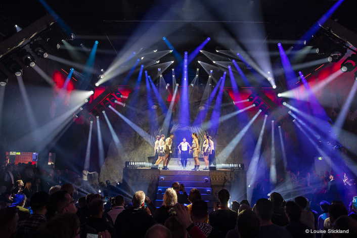 Robe Celebrates 25 with Show-stopping Performance at Prolight+Sound 2019