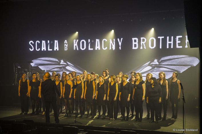 All Robe for Scala & Kolacny Brothers
