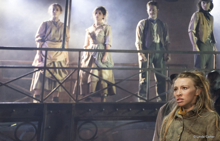 Robe Lights Scuttlers at RADA