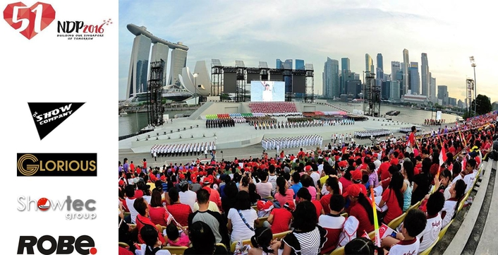 500 BMFLs for Singapore National Day Parade