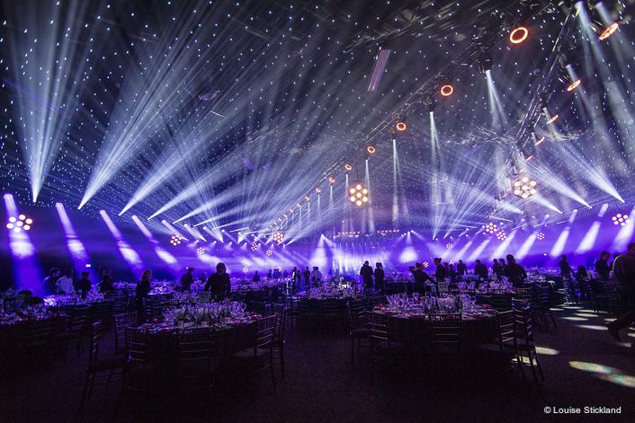 Robe Rocks TPi Awards 2017