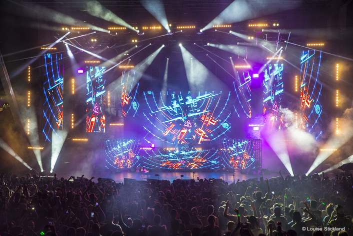 Robe Catches the Beat with 250 Fixtures at ULTRA Miami 2016