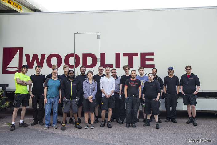Woodlite Boosts Robe Stock