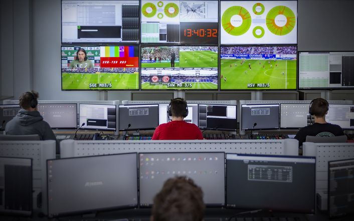 Riedel and Germany's DFL Expand Their Cooperation