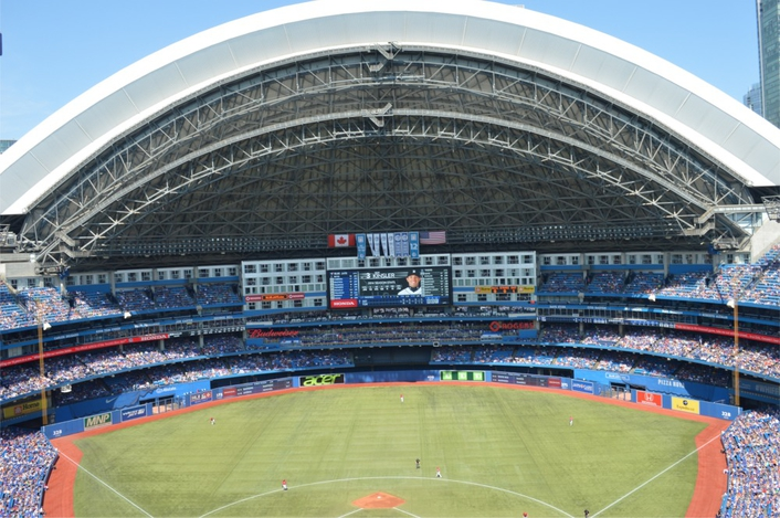 Rogers Centre invests with EVS for live production and archive system