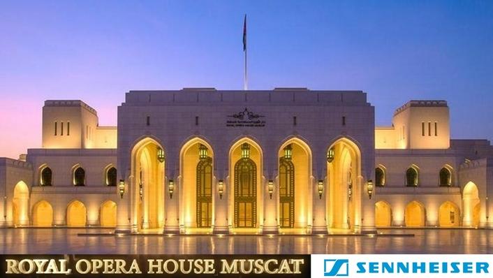 SENNHEISER AND ROYAL OPERA HOUSE MUSCAT HOST SEMINARS ON 3D AND WIRELESS AUDIO