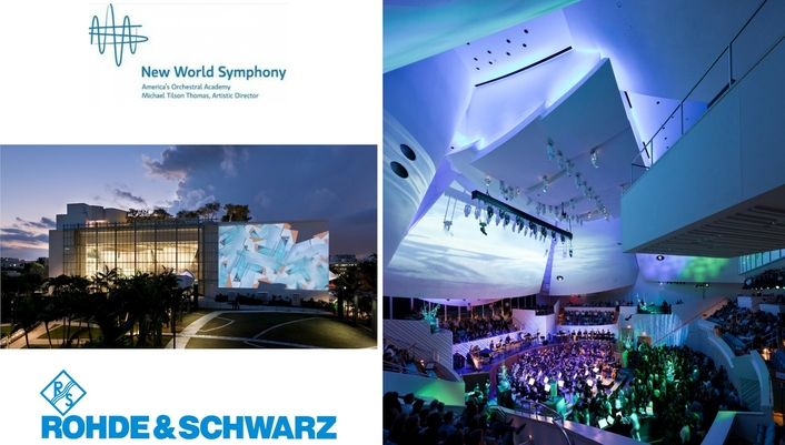 R&S SpycerNode Delivers Performance, Security for New World Symphony 4K-UHD Storage