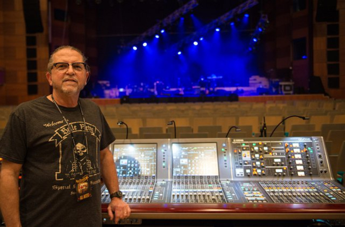 German Fans Enjoys A Lucky 13 Shows With Alan Parsons and Yamaha RIVAGE PM10