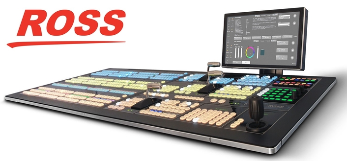 Ross Enhances Flagship Acuity Production Switcher with 12G Single-link Connectivity