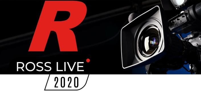 Ross Unveils Schedule for Ross Live | 2020 Program