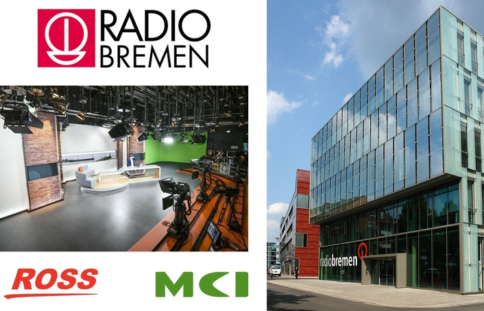 Radio Bremen Finds Flexibility with Ross Robotics & Graphics