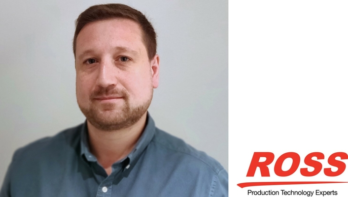 Mark Cooke Appointed Director of Sales for Ross Video in Asia