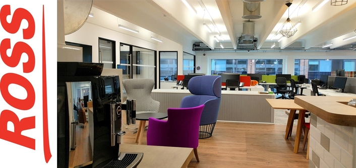 Ross Video Opens New Flagship EMEA HQ in Reading