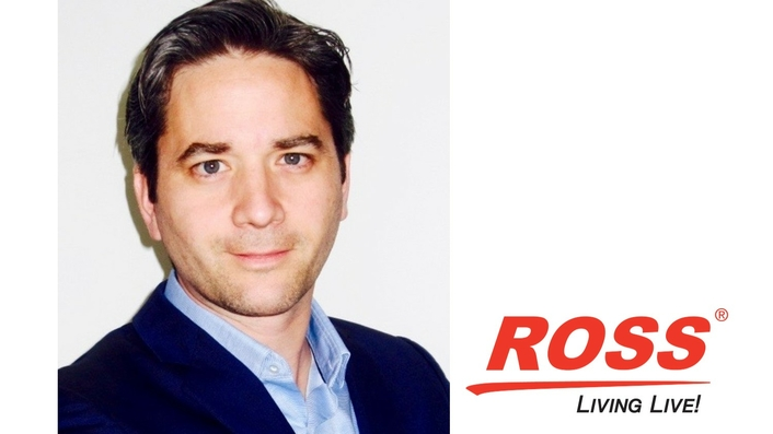 Ross Video Appoints Oscar Juste as Vice President of Sales – EMEA, Asia & LATAM