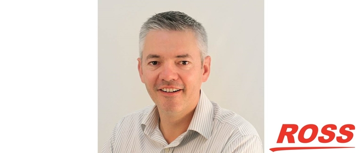 Ross Video Appoints Stuart Russell as Senior Communications Manager