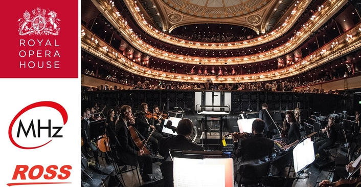 London's Royal Opera House Expands Reach with Ross