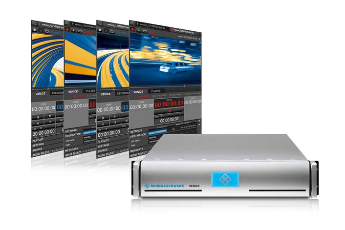 NAB 2016: R&S VENICE 4K offers enhanced 4K/UHD-1 performance