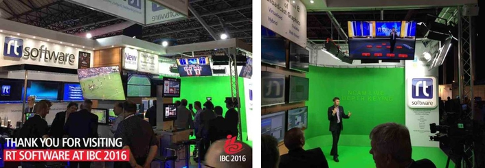 RT Software demos tOG-Data Server at IBC2016